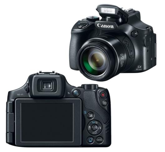 Canon PowerShot SX60 HS-1
