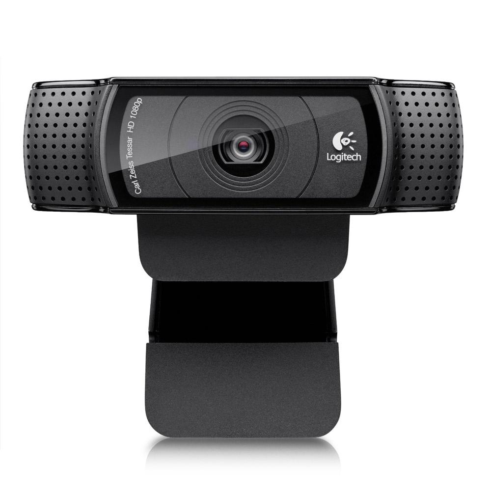 Webcam-HD-Pro-C920-Logitech