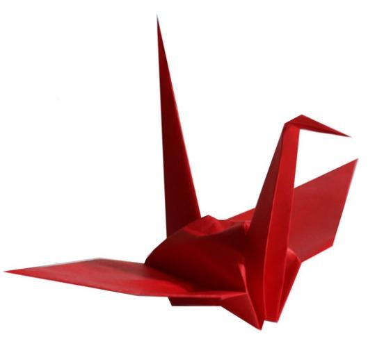 red-tsuru