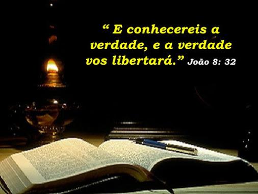 Cristo a verdade que liberta