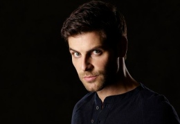 GRIMM -- Season: 4 -- Pictured: David Giuntoli as Nick Burkhardt -- (Photo by: Chris Haston/NBC)