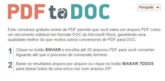 pdf2doc