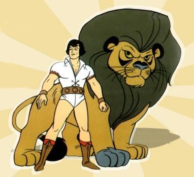 Sansao e Golias