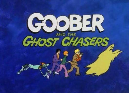 Goober e os caçadores de Fantasmas